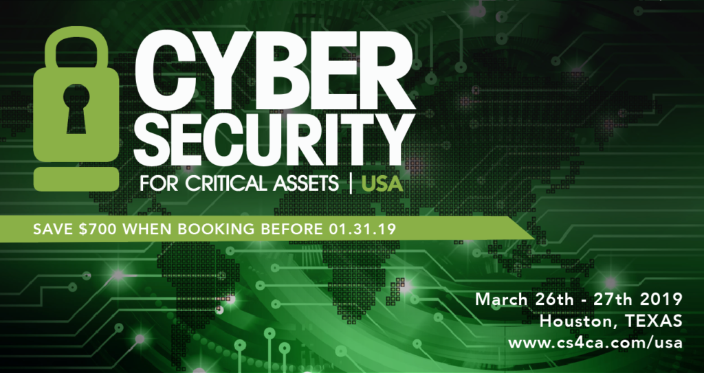 CS4CA USA: Cyber Security for Critical Assets Summit Returns